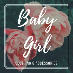 Baby girl clothing and accessories